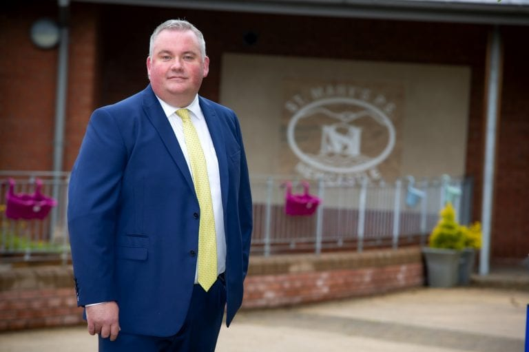 New principal honoured to be taking up local role