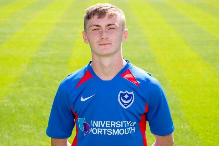 Pompey chimes continue for Eoin