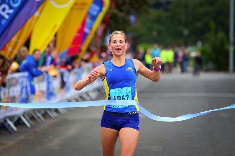 Looking back at Laura's majestic marathon success