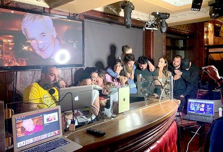 Local man raises thousands for cancer charities through 36-hour DJ marathon