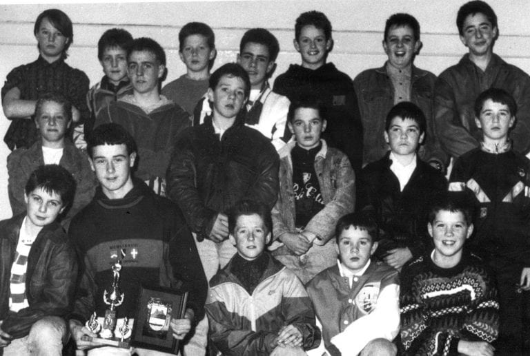 Pictures from the past: An Riocht GAC