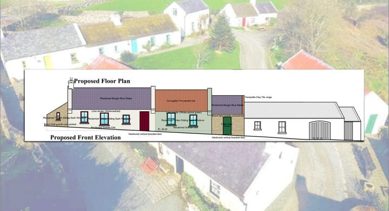 Exciting heritage project in the heart of the Mournes