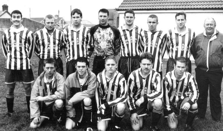 Footballing memories of Kilkeel FC