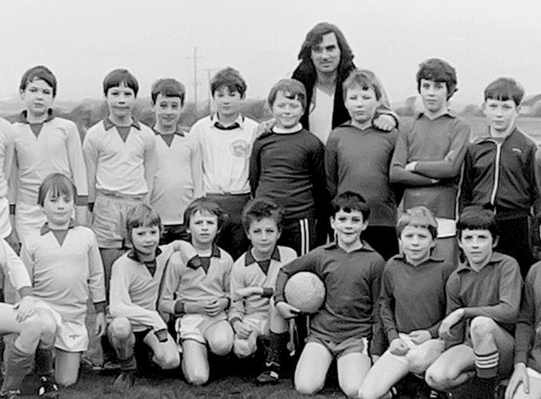 Recalling George Best's visit to Mourne