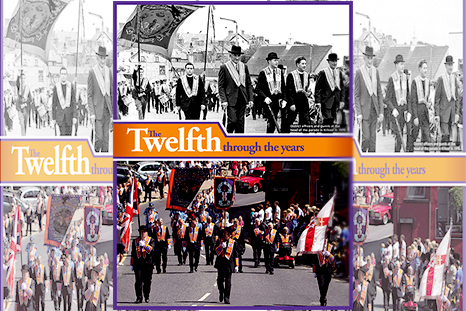 Twelfth demonstrations through the years