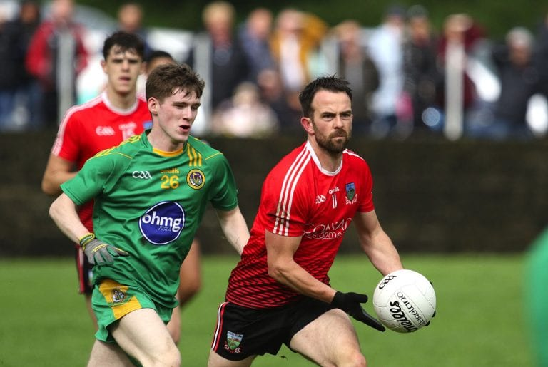 All the action from the second round of the Down GAA Championships