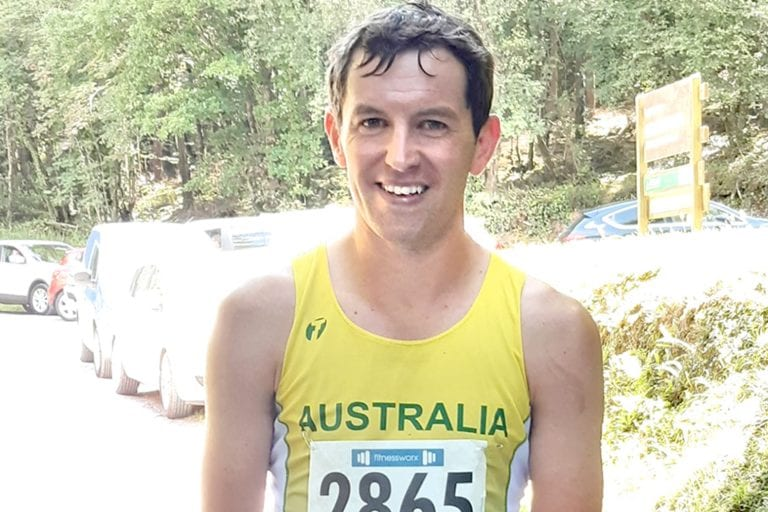 Ian Bailey wins Irish trial for World Mountain Running Championships