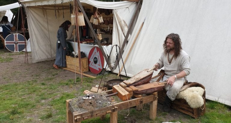 Preserving the true Viking way of life