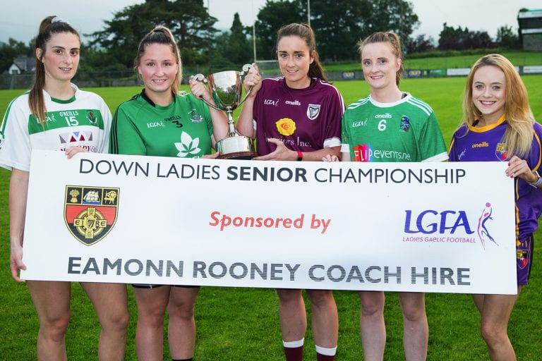 Down Ladies launch their Championships