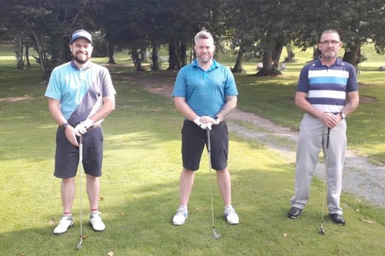 David Hanna's President's Day at Kilkeel Golf Club