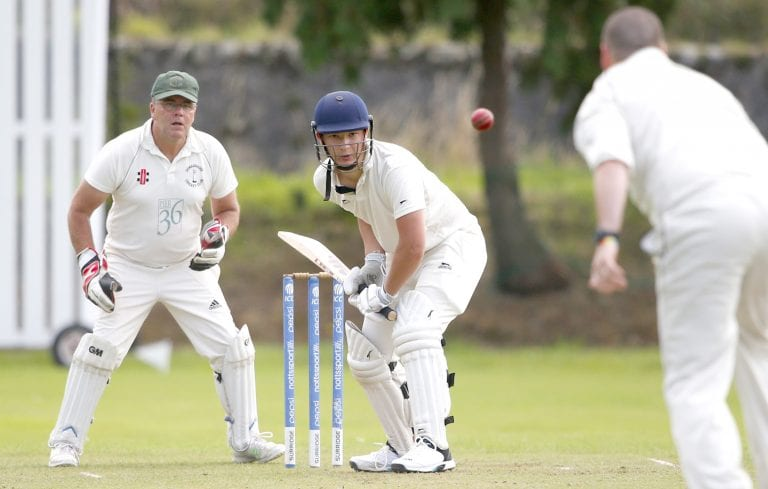 Dundrum cricket team has a super win over Donaghadee visitors