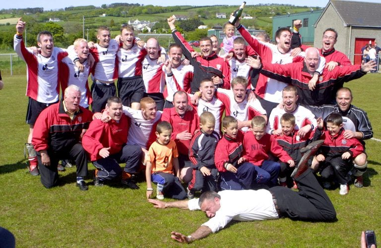 Sporting Memories features Killyleagh YC's six-in-a-row title successes