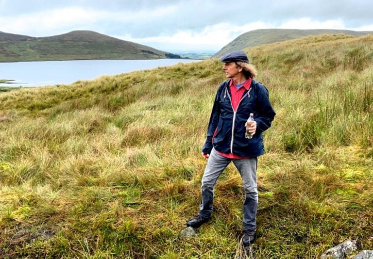 Rostrevor musician takes part in journey to highlight 'ecological collapse'