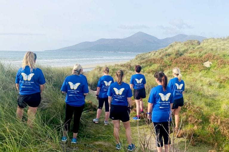 Murlough AC's Butterfly Breeze Challenge remembers Abi