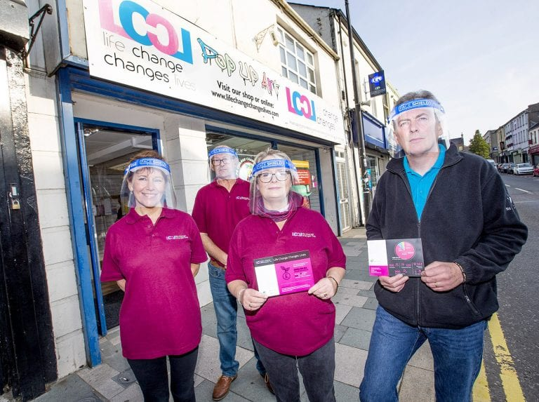 Local charity reopens premises