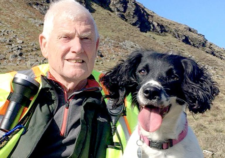 Search and Rescue dogs pass assessments with flying colours