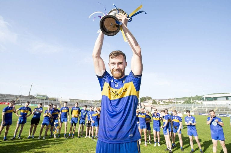 Saul beat Drumgath to become Intermediate champions
