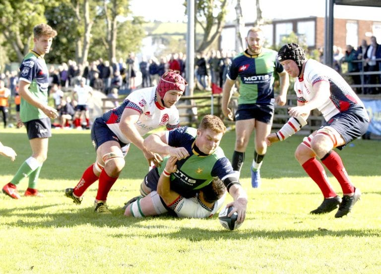 Ballynahinch Rugby Club teams return to action