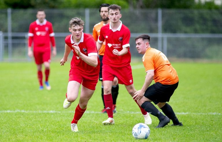 Tollymore pick up more points in the Mid Ulster League