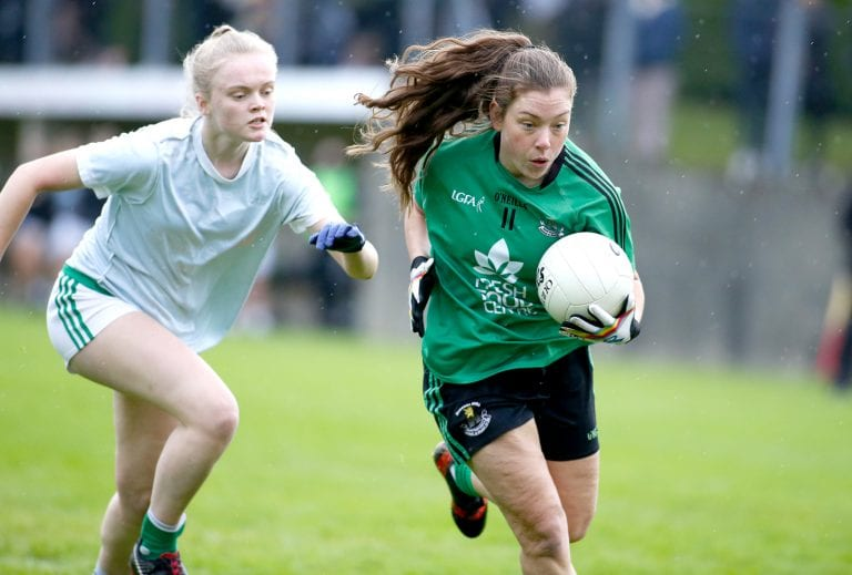 Castlewellan among the winners in football finals weekend