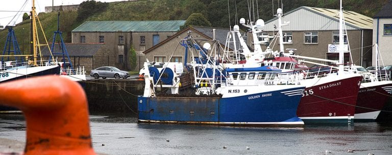 Closure of hospitality will have an impact on fishing industry