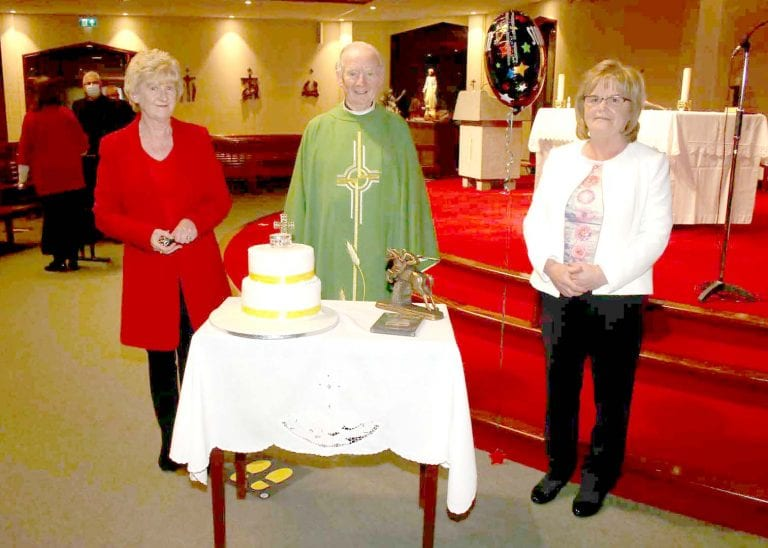 Local clergyman looks back on his 22 years in the parish
