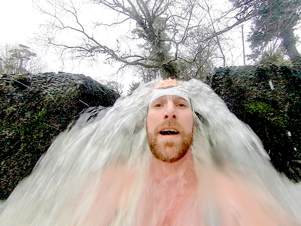 The thrill of the chill: Discover how cold water dips can be life enhancing