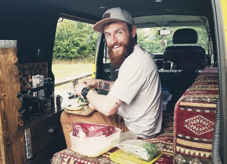 Van life: It's van-tastic!
