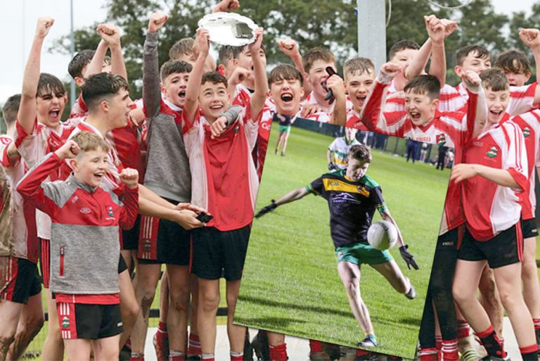 An Riocht and Dundrum win U-15 trophies