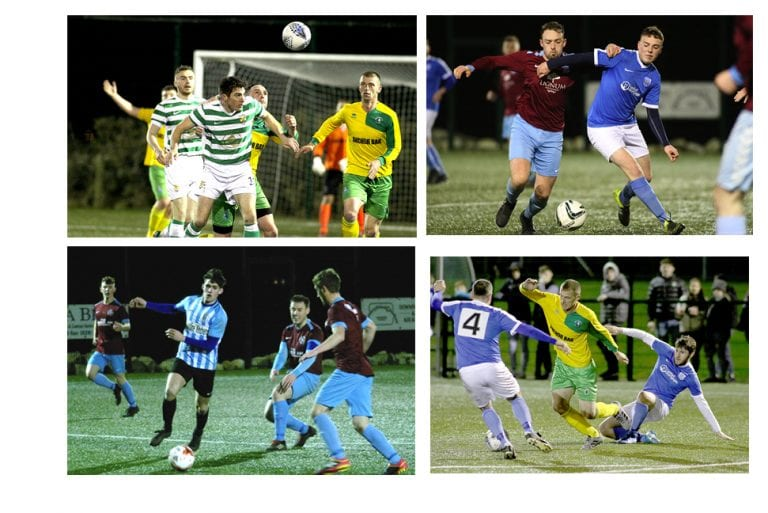 Newcastle League starts season with two cup finals