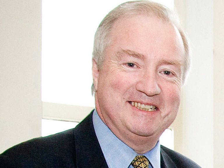 Newcastle League chairman awarded IFA Life Membership