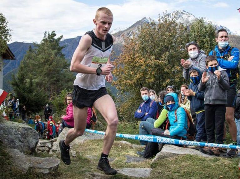 Another world class result for mountain runner Zak