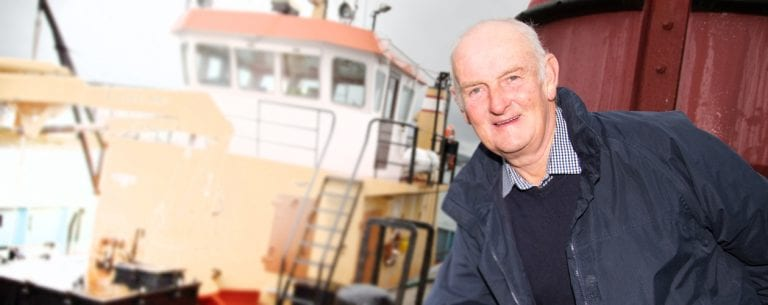 'I loved my job on Carlingford Lough, I enjoyed every minute'