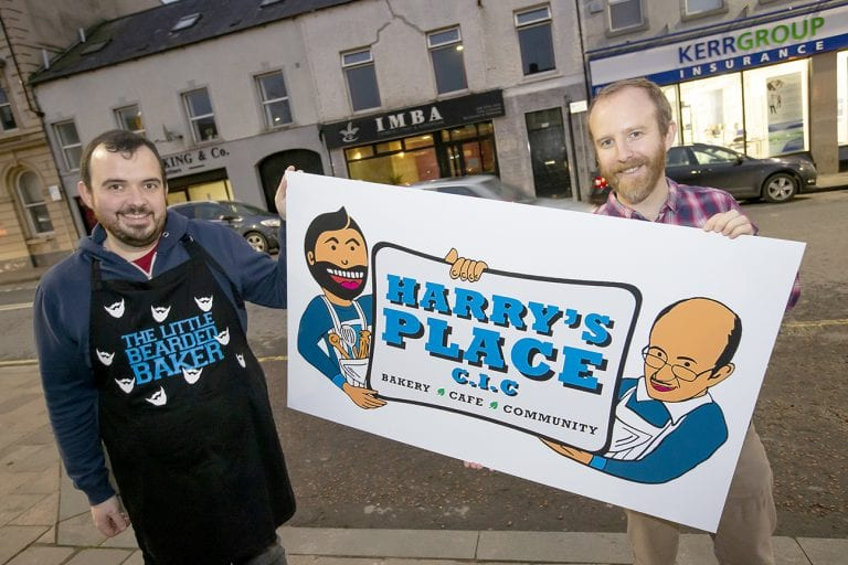 Appeal to get Harry's Place up and running
