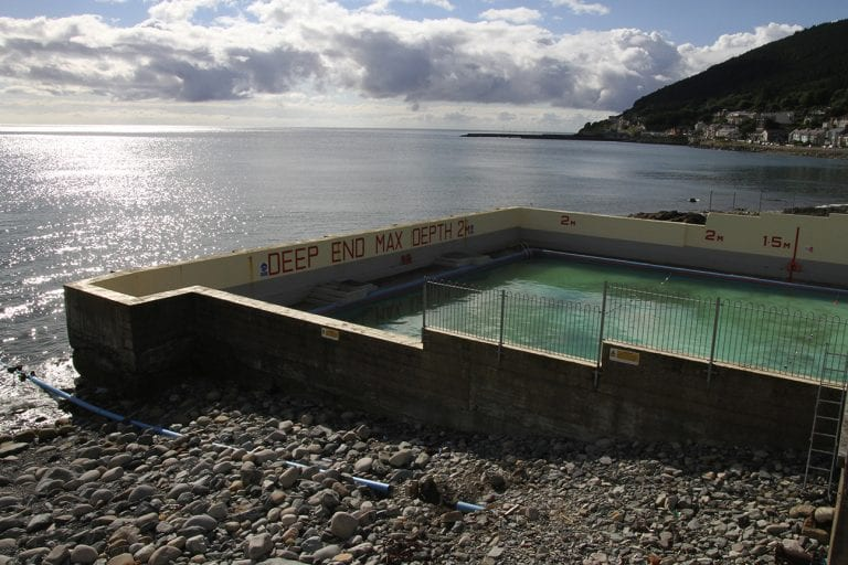 Exploratory works to be carried out at Rock Pool