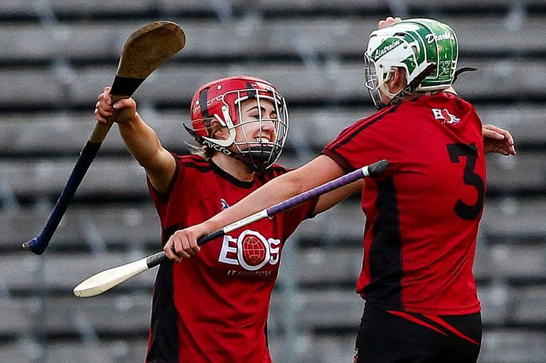 Down camogs through to All Ireland final