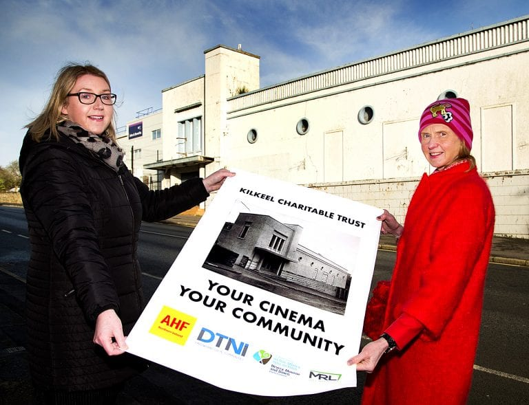 Aim to bring old cinema 'back to life'