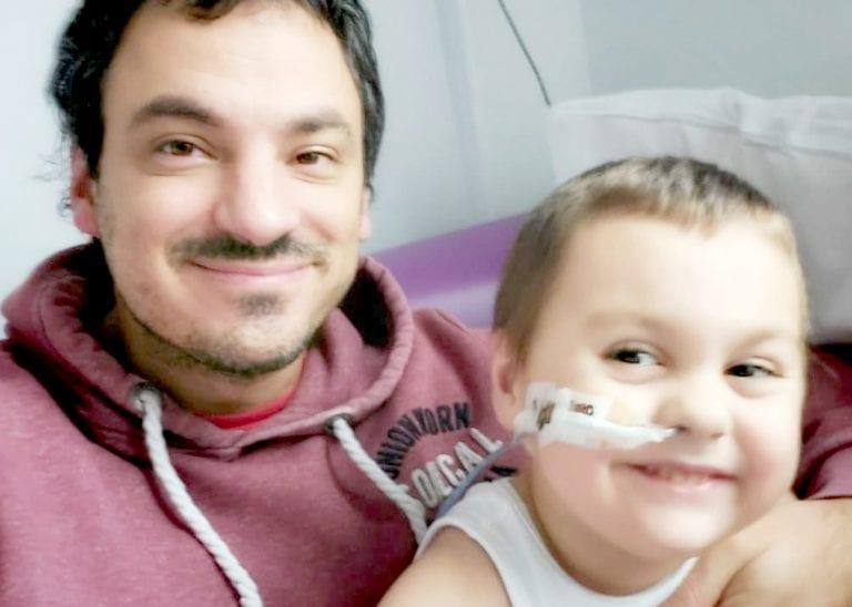 Coronavirus blow for young boy facing major brain surgery