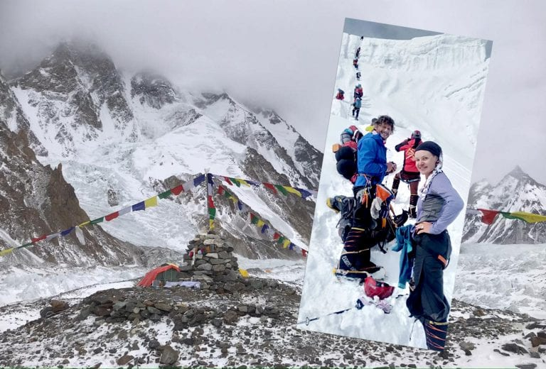 Local adventurer embarks on first K2 climb in winter