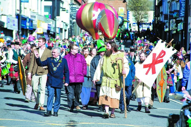 Council reviewing St Patrick's Day plans