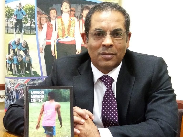 From South Africa to South Down: Book details principal's journey