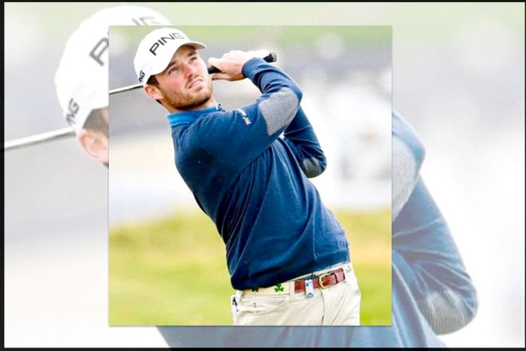 Good start to the year for golfer Cormac