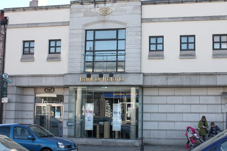 Bank of Ireland branch in Downpatrick set to close