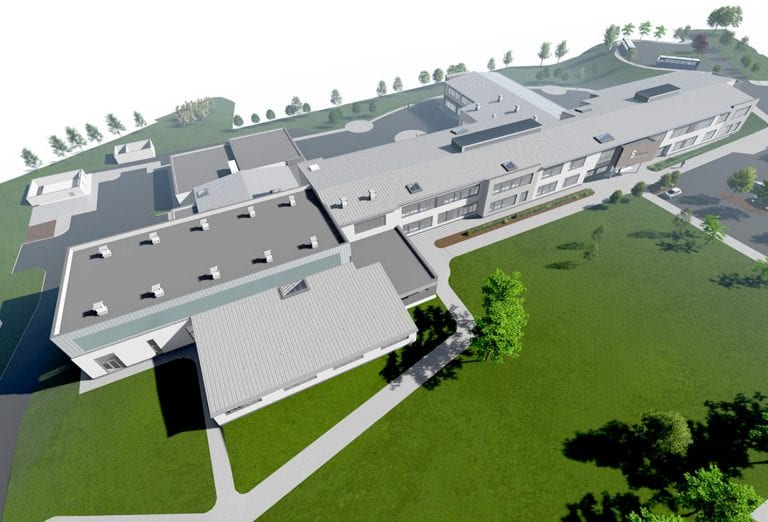 Shimna College's new school set to receive planning approval