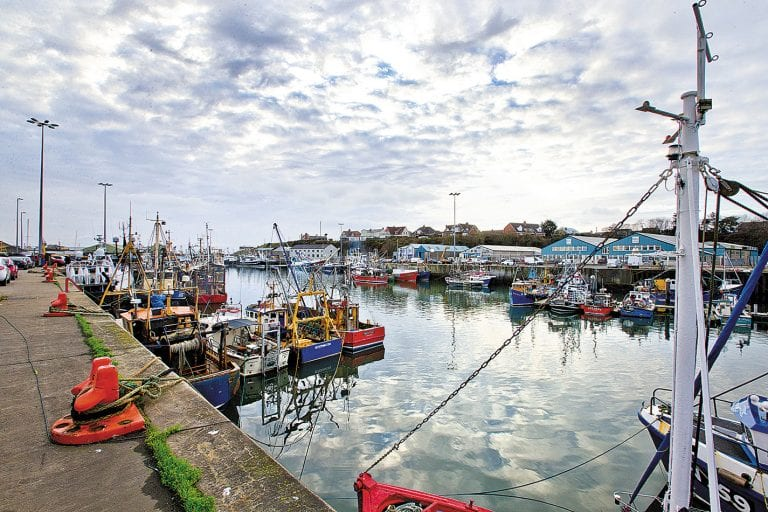 Concern local fishermen are being denied fair share of Brexit dividend