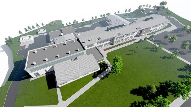 Shimna new school plans get green light