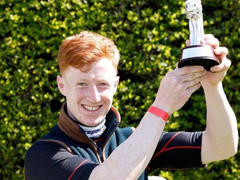 Downpatrick man is champion Conditional Jockey