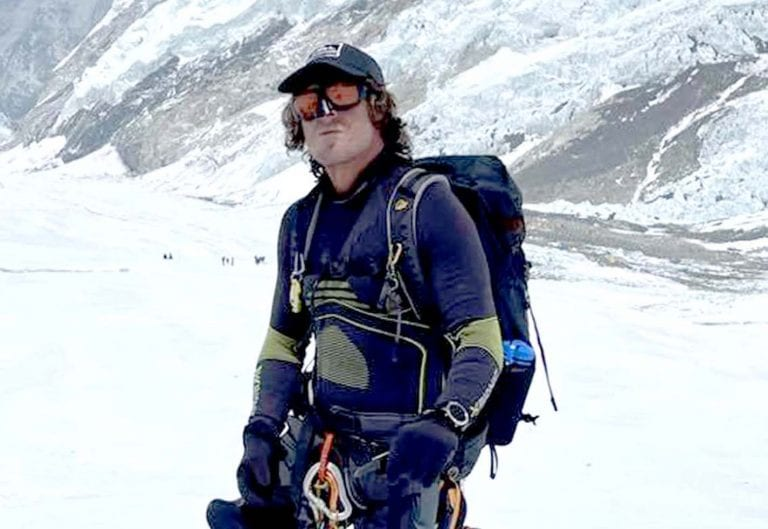 Noel scales Everest for tenth time