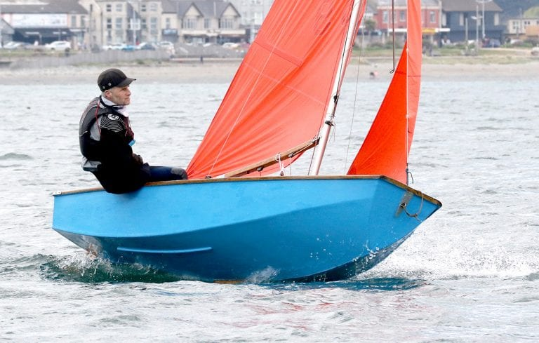 Wooden dinghies the heart and soul of maritime history