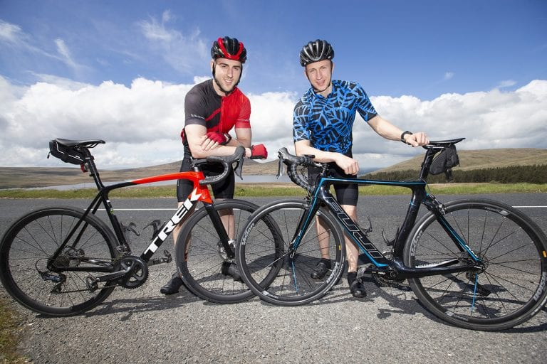 Cyclists gear up for mental health fundraiser